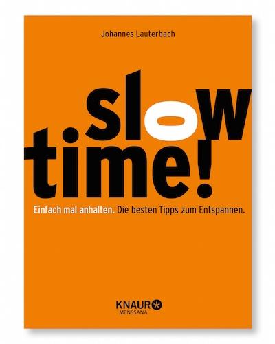 Johannes Lauterbach: Slow time