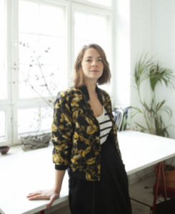 Folkdays-Co-Gründerin Lisa Jaspers