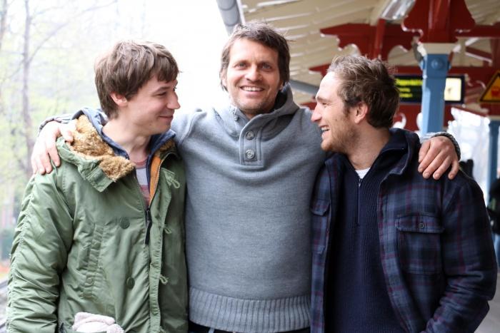 David Kross, Markus Goller, Frederick Lau