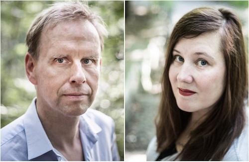 Arne Schmidt und Claudia Hirschberger