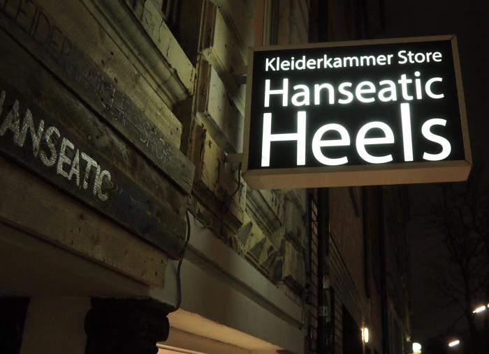 Hanseatic Heels-Store