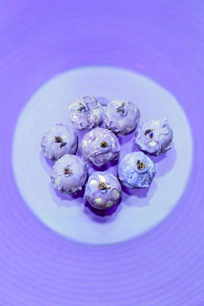 Lavendelpralinen