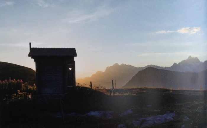 Lobhornhütte