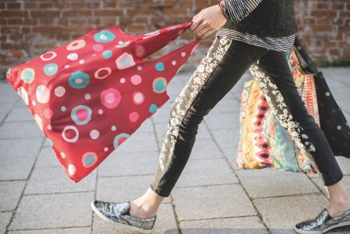 Umweltfreundlich shoppen mit reisenthel Einkaufstaschen