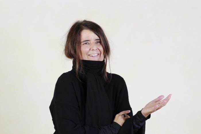 Modedesignerin Tanja Hellmuth