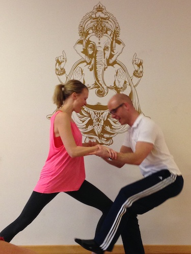 Yoga-Lehrer