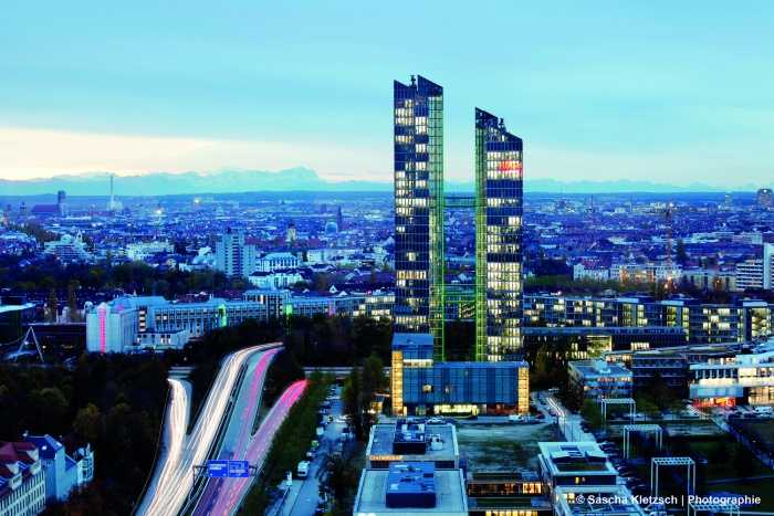 Design Offices München Highlight Towers
