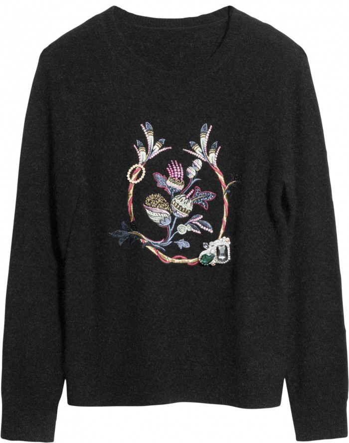 """Embroidery Mohair Sweater"" von & Other Stories"