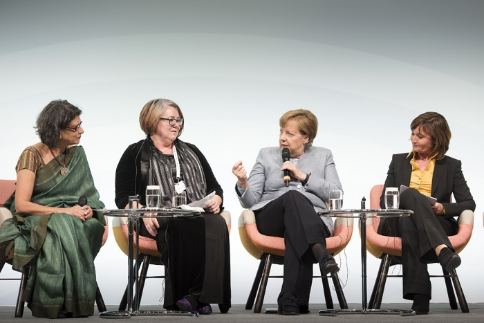 Angela Merkel zum Abschluss