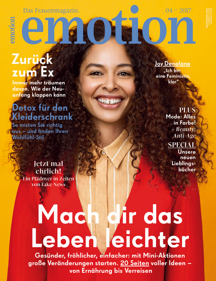 EMOTION Cover 04/17