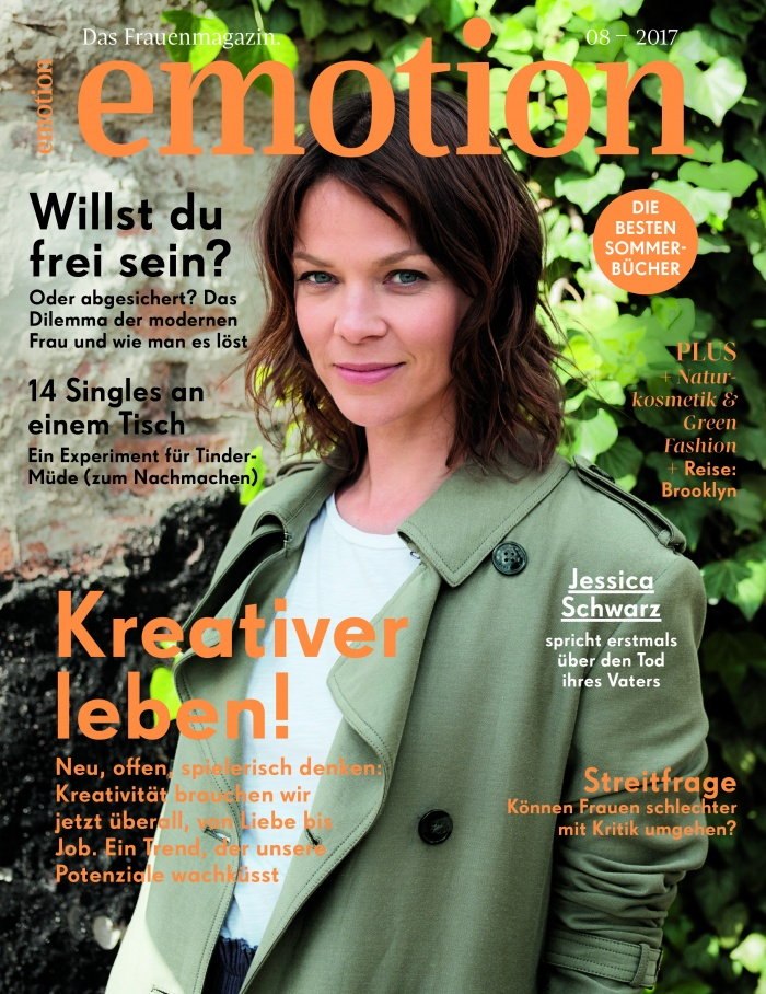 EMOTION Cover 08/2017