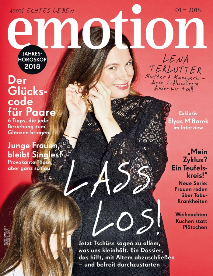 Emotion Cover 1801