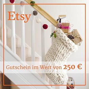 Etsy Gutschein