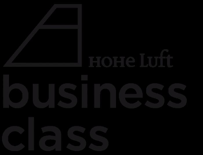 HOHE LUFT BUSINESS CLASS Logo