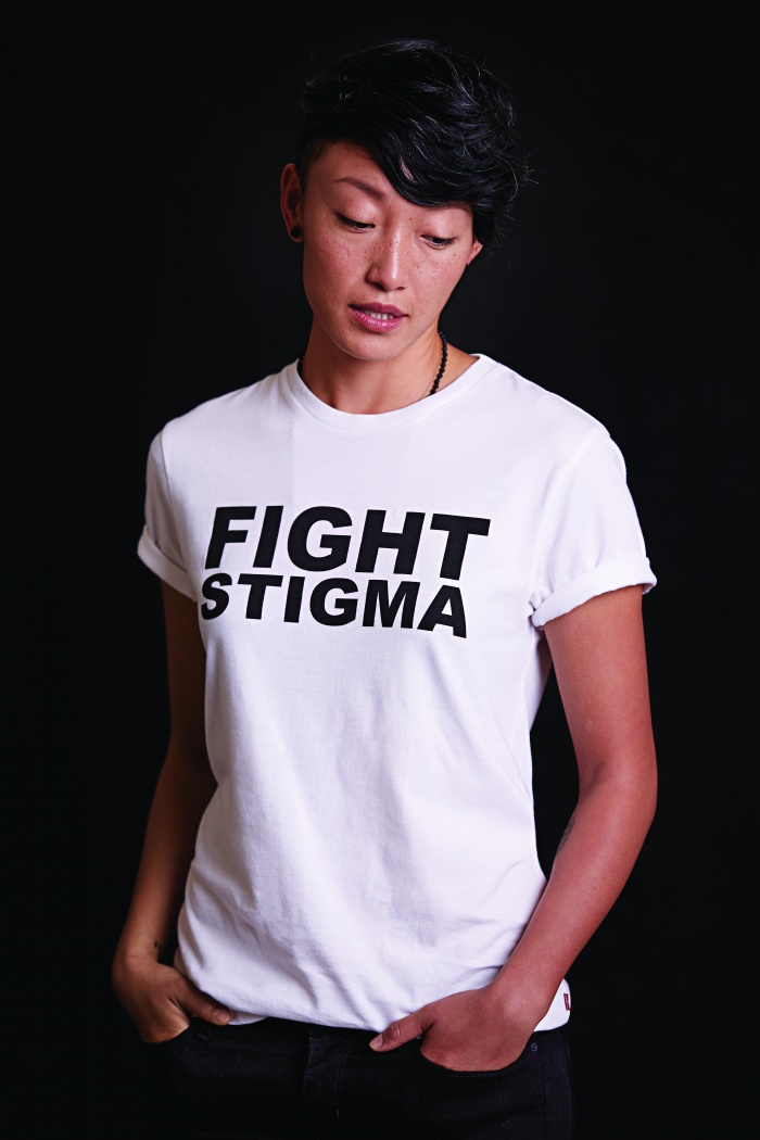 Levis Fight Stigma Shirt