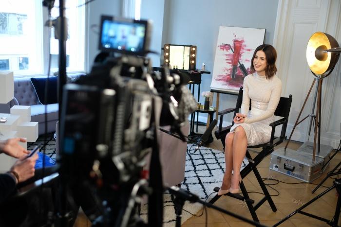 Lena Meyer-Landrut Interview Berlinale 4