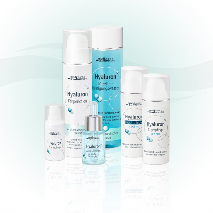 medipharma cosmetics Hyaluron 6er
