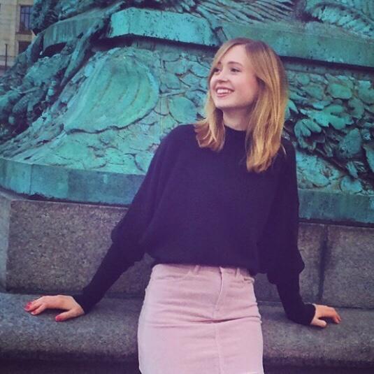 Portrait Frederike