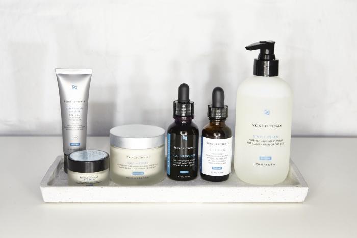 Alle Produkte in Delias Hautpflegeroutine