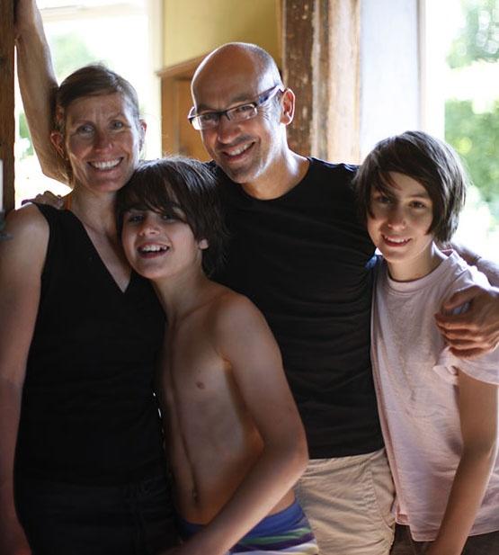 Strauss Familie