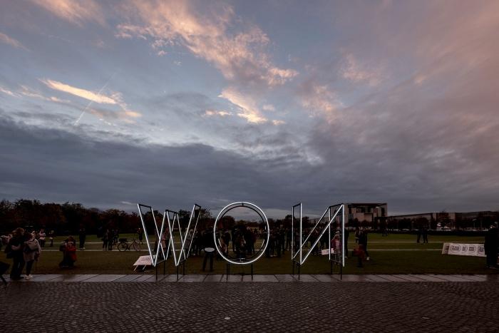 WON #wasfrauenfordern