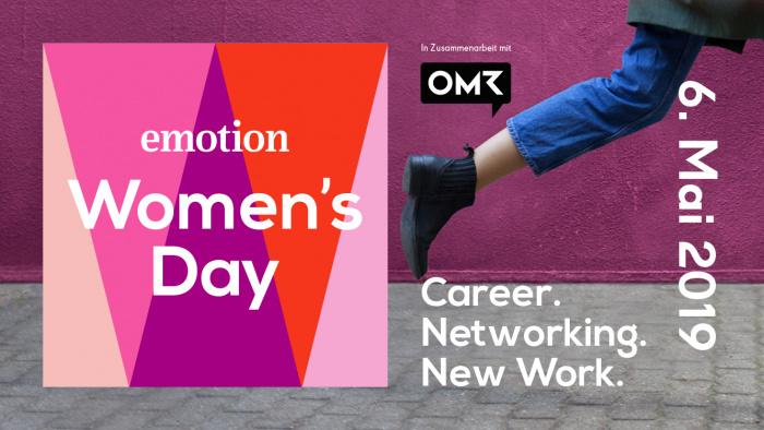 EMOTION Women's Day Tickets gewinnen