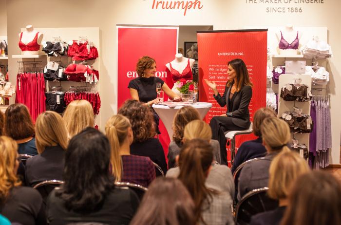 Triumph Talk mit Nazan Eckes
