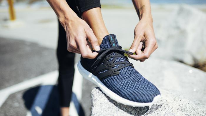 """Ultraboost Parley Deep Ocean Blue""-Running Shoe von Adidas"