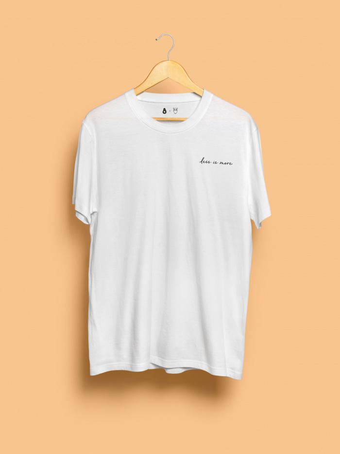 Slogan Shirt von avocadostore.de x KnowledgeCotton Apparel