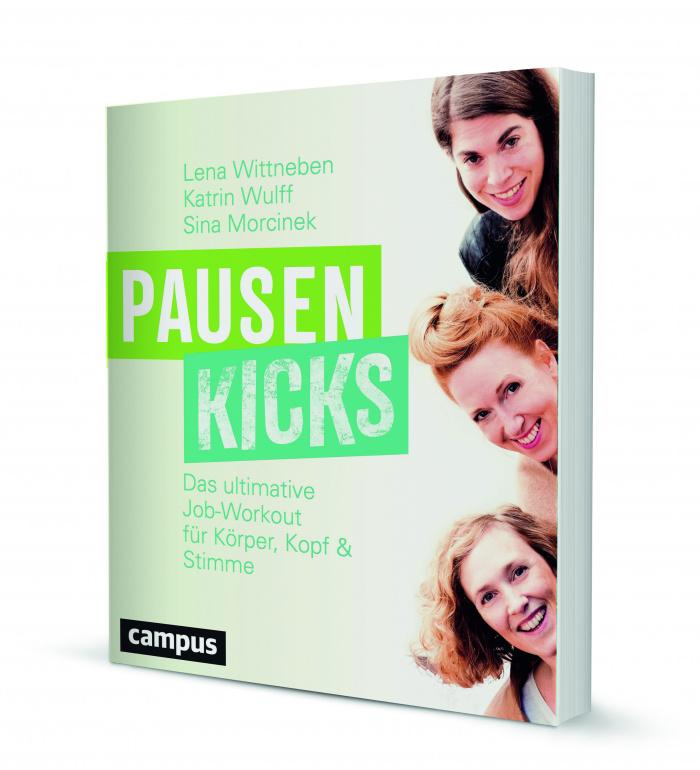 Buch: Pausenkicks