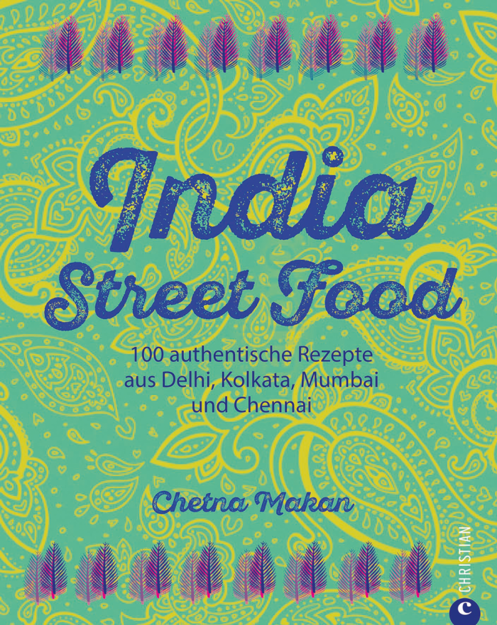 Cover India Street Food