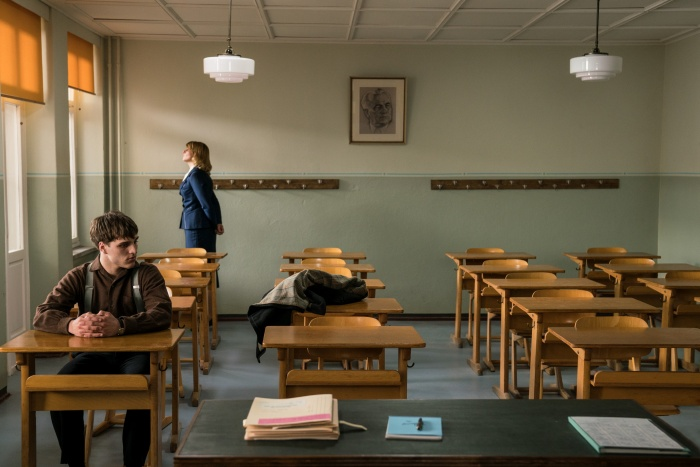 Das schweigende Klassenzimmer