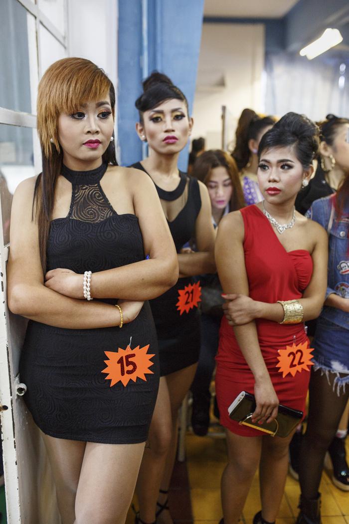 Schönheitswettbewerb Hongkong
