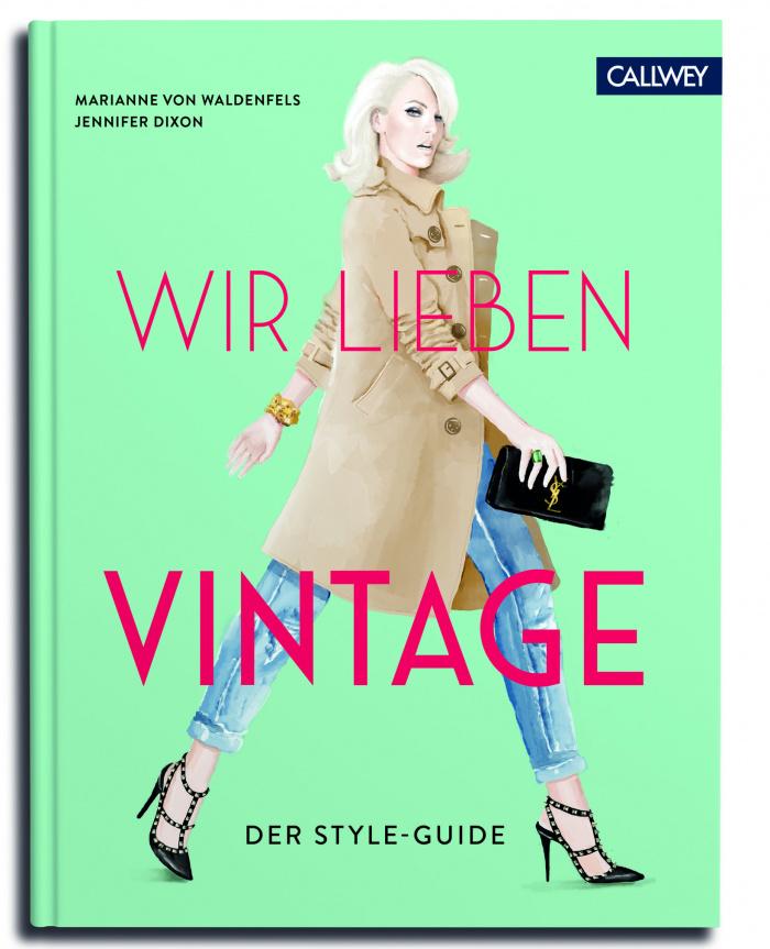 Wir lieben Vintage Buch
