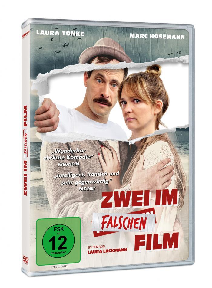 DVD-Tipp: Zwei im falschen Film