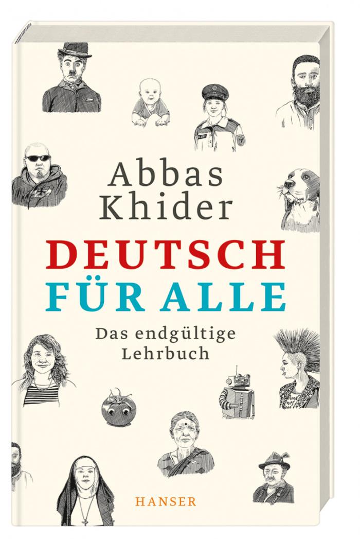 Deutsch für alle von Abbas Khider