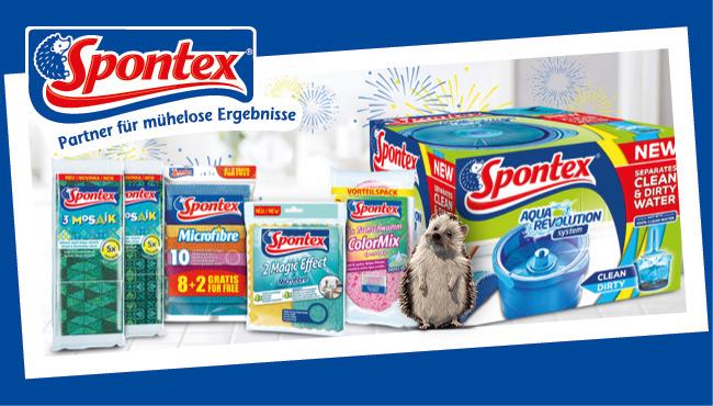 Spontex Produktpaket