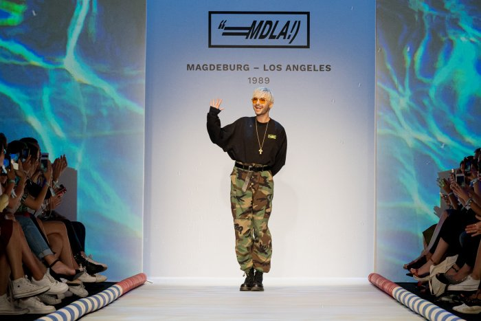 Bill Kaulitz Modelabel MDLA