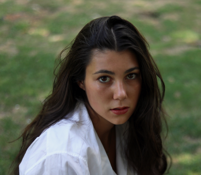 Anastasia Barner Portrait