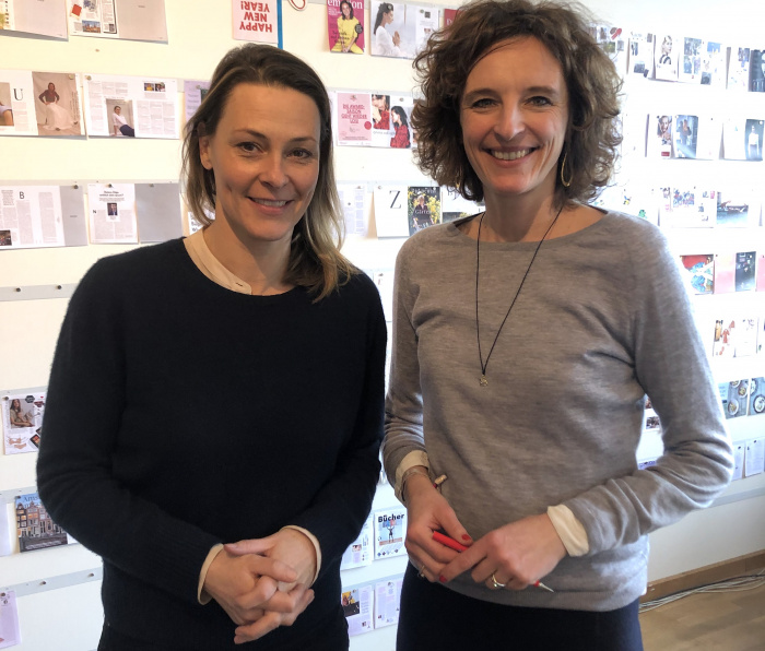 Anja Reschke Interview