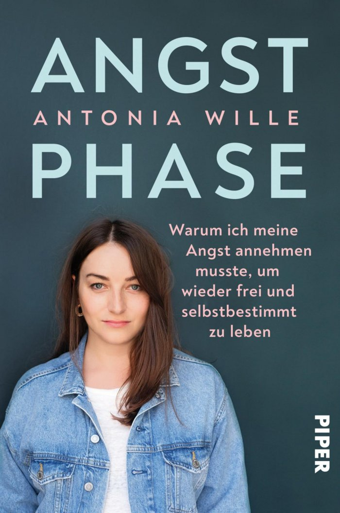 Antonia Wille Buch Angstphase