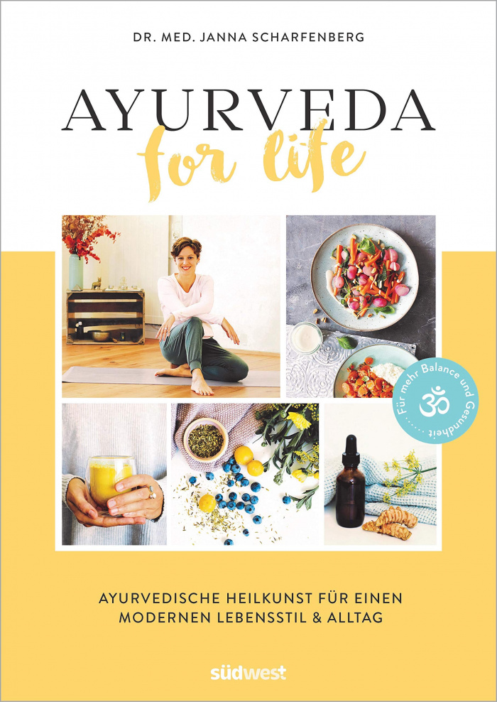 Ayurveda for Life: Janna Scharfenberg