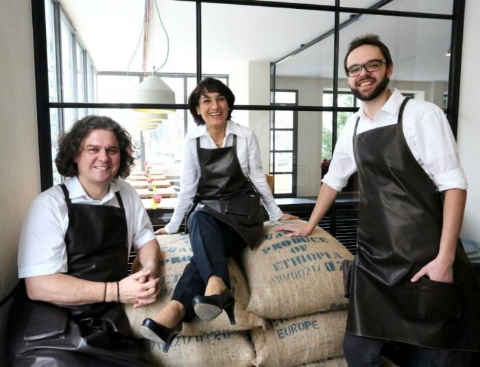 Besitzer Café Mahlewitz