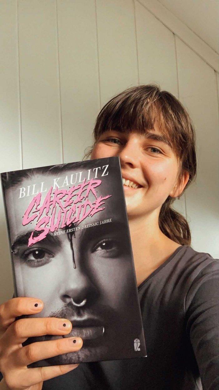 Bill Kaulitz Buch