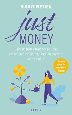 Birgit Wetjen - Just Money Goldegg