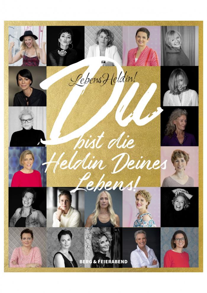 LebensHeldin! Buch Cover