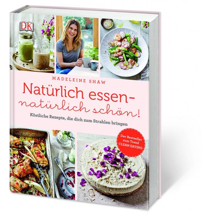 Buch: Natürlich essen - natürlich schön!
