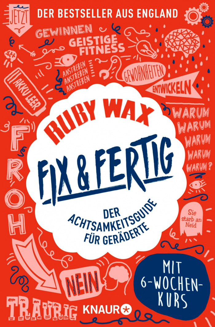 Ruby Wax Fix & Fertig
