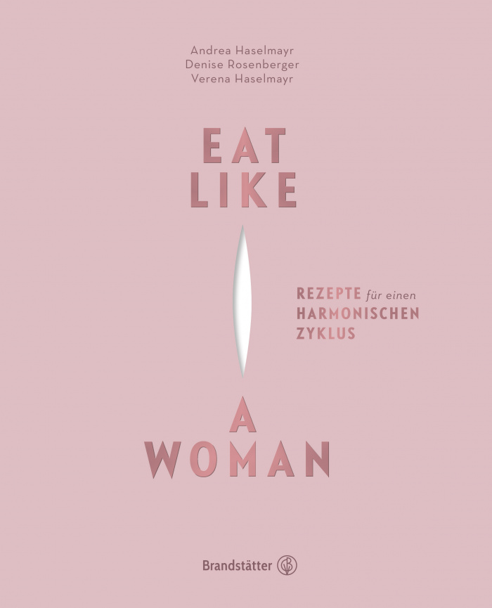 Buchcover Eat like a woman