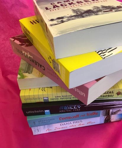 Bücher-Gewinn